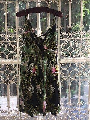 Isabel Marant Etoile Floral Print Mini Dress