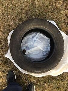 Selling one tire 215 60R 16