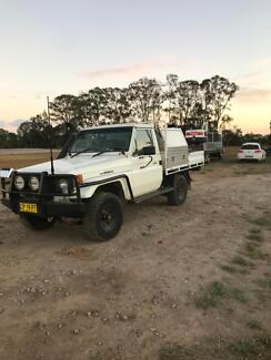 1996 Toyota LandCruiser Other Yamba Clarence Valley Preview