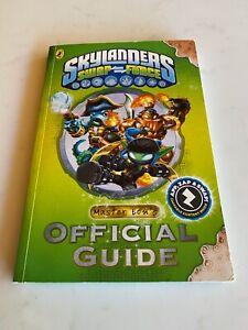 Skylander Swap Force Official Guide book