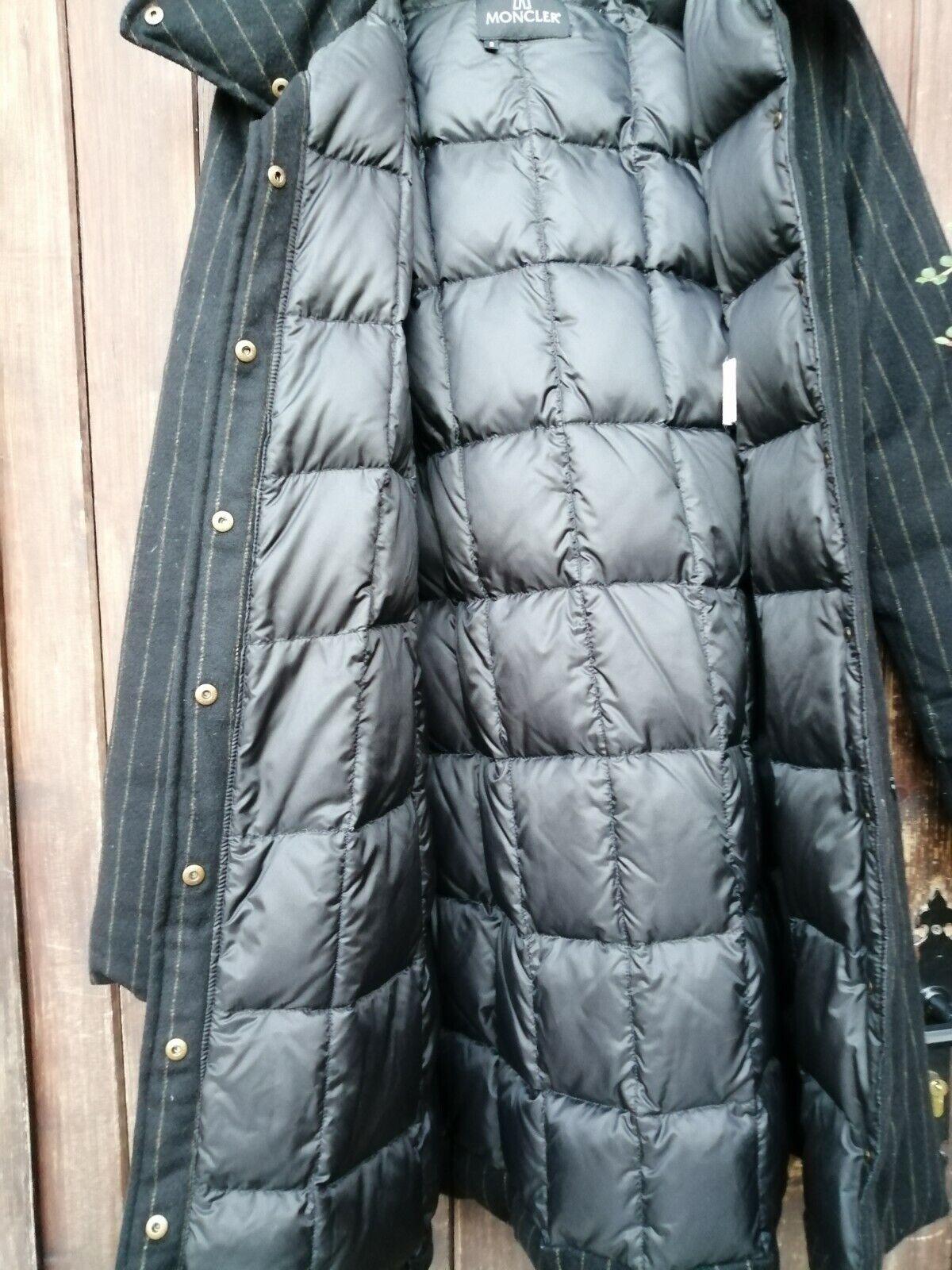 Manteau  doudoune moncler pour femmes 38 40 hyper  chaud
