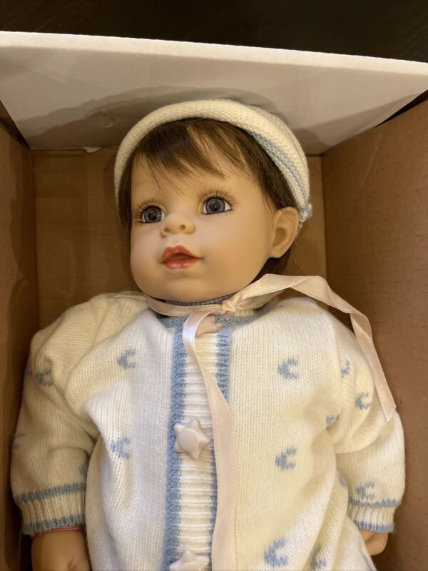 Adora Dolls Name Your Own Baby Boy With Blue Star Buttons