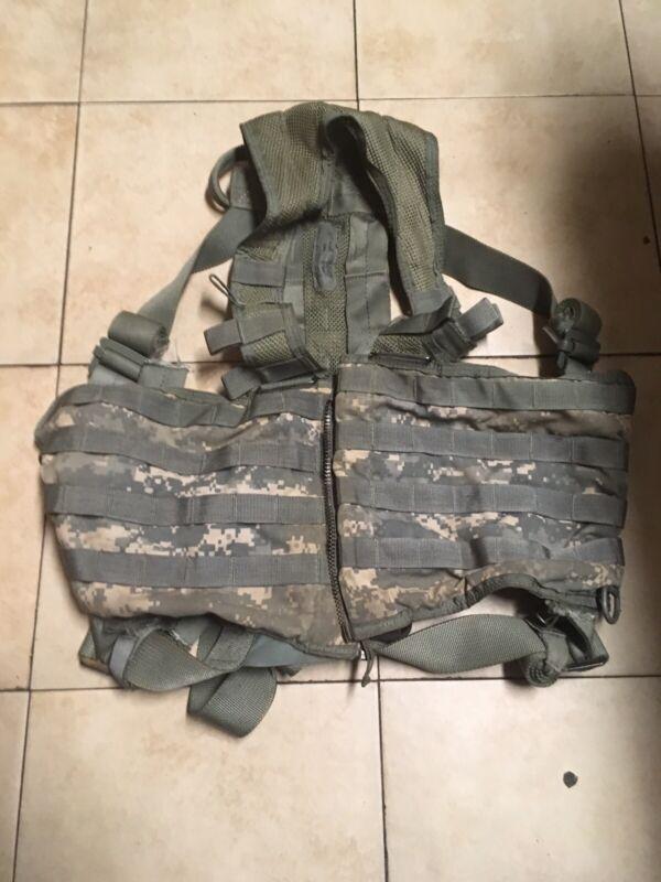 ACU Air Warrior PSGC Vest Harness 8415-01-513-8143