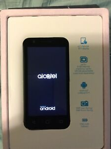 UNLOCKED cellphone - Alcatel powered by android - $110