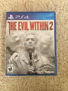 Evil Within 2 for ps4