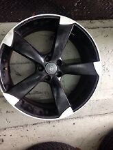"""Audi 20"""" alloy wheels Chatswood Willoughby Area Preview"""