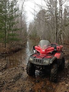 2002 Arctic cat 375