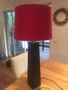 Red Freedom Table Lamp Mona Vale Pittwater Area Preview