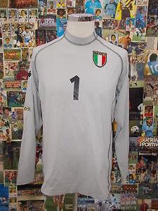 maglia-calcio-shirt-maillot-camiseta-trikot-ITALIA-MATCH-WORN