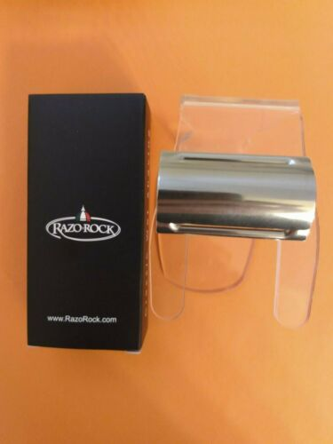 RazoRock Mamba 70 Double Edge Safety Razor 316L Stainless Steel - Head only
