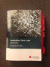 Laying Down the Law/ Australian Torts Law/ Torts Cases Commentary Gulfview Heights Salisbury Area Preview