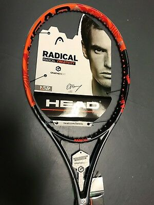 "Head Graphene XT Radical MPA Tennis Racquet Grip Size 4 1/4"""