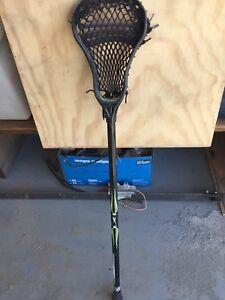 Reebok lacrosse stick