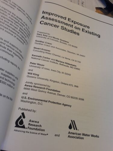 Improved Exposure Assessment On Existing Cancer Studies - $15.00