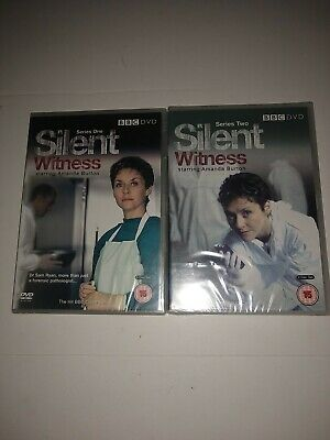 Silent Witness (DVD) Series One and Two - BBC Video brand new