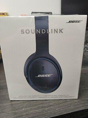 Bose Soundlink Around-Ear Wireless Headphones - Black-New