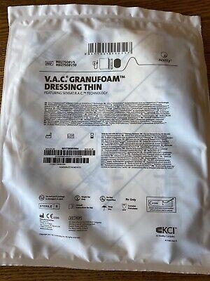 Kci M82750815 V.a.c. Granufoam Dressing Lot Of 5 Dressings