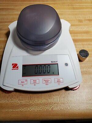Ohaus - Spx123 Portable Balancescale - 120 G X 0.001 G