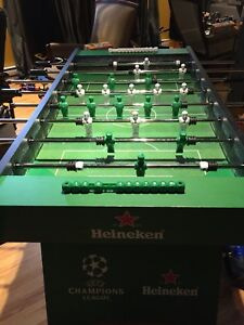 Babyfoot (soccer sur table)