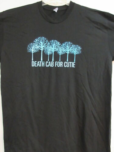 DEATH CAB FOR CUTIE TOUR 2006 CONCERT TEE SHIRT ADULT XL