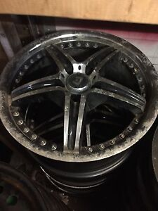 4 summer rims deep lip 17 inch 5x114.3