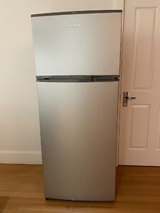 Fridge 390L stainless steel - excellent condition