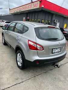 Nissan Dualis 2011 AUTOMATIC • J10 ST {CURRENT RWC & 5 MONTH REGO} BLUETOOTH & 4 CYLINDER 2.0 LT Dandenong Greater Dandenong Preview