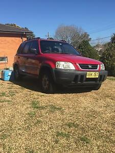 1998 Honda CRV SUV Pennant Hills Hornsby Area Preview