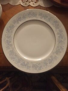 Royal Doulton meadow mist Dinner plates