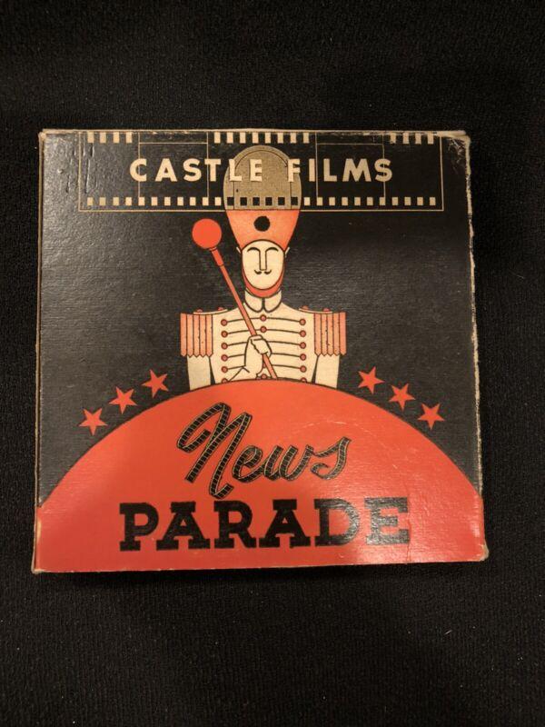 16mm Castle Films Home Movies #147 U.S. Marines Capture Tarawa WWII WW2 Stalin