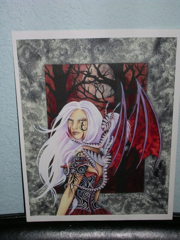 Amy Brown - Nightshade II - OUT OF PRINT - RARE