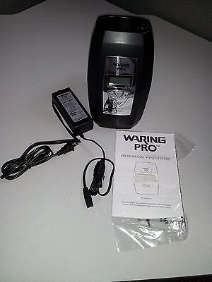 Waring Pro Thermo-Electric Peltier Module LCD Screen Wine Chiller PC150FR REFURB