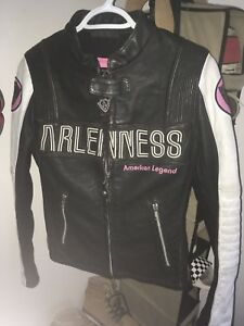 Arlen ness woman's XL motorcycle jacket