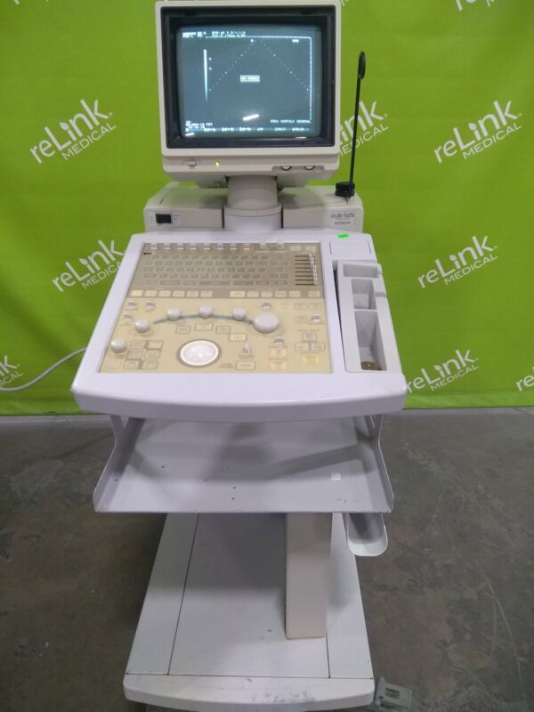 Hitachi EUB-525 Ultrasound Machine