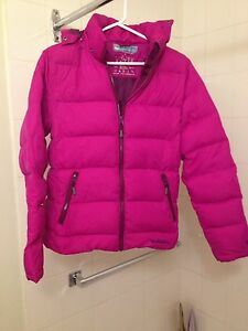 Pink Windriver Jacket.