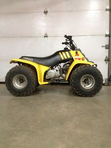Yamaha 80cc kids quad to trade or sell