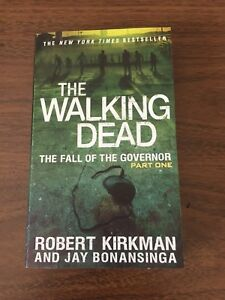 Walking Dead soft cover book