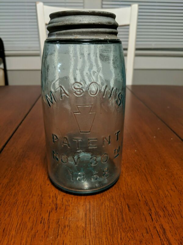 QUART LITE BLUE MASON