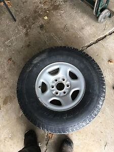 16'' Tires and Rims Peterborough Peterborough Area image 1