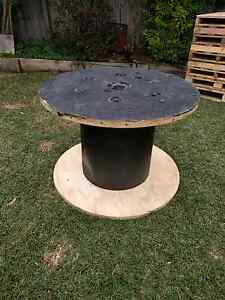 Cable reels and pallet tables Alexandra Headland Maroochydore Area Preview