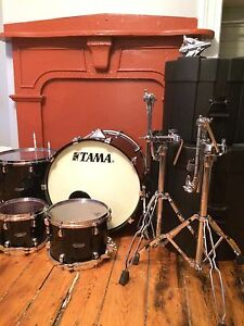 Tama Starclassic Bubingas w/ cases & stands