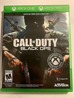 Call of Duty Black Ops for Xbox 360 & Xbox One (FREE