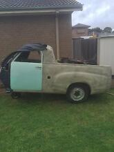 1955  Holden fj  Ute unfinished project Epping Whittlesea Area Preview