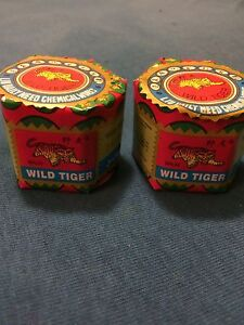 Tiger balm ointment for pain