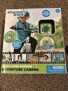 Kid GoPro discovery brand