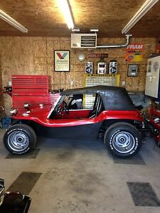 Street legal dune buggy