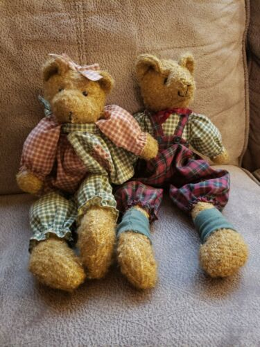 Antique Teddy Bears - $18.00