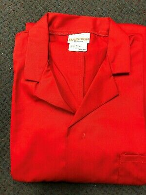Warehouse / Work Coat Red Size 48
