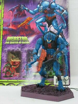 MOTU,WEBSTOR,200x,Neca statue,100% Complete,Masters of the Universe,He man He Man Statue