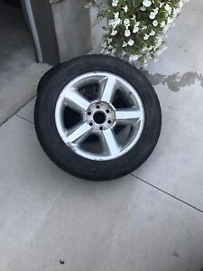 Chevy avalanche rims
